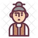 Chinese avatars Icon