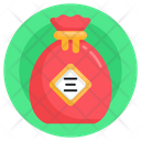 Chinese Bag Chinese Sack Currency Bag Icon