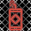 Chinese Bomb Chinese Cracker Firecracker Icon