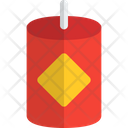 Chinese Candle Icon