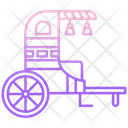 Chinese Carriage Icon