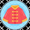 Cheongsam Chinese Cloth Chinese Dress Icon