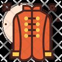 Chinese Coat Coat Cloth Icon
