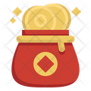 Chinese Coin Bag Chinese Coin Coin Icon
