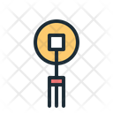 Chinese Coin Hanger Icon