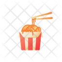 Chinese Cuisine Takeout Icon