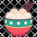 Chinese Dessert Icon