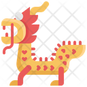 Dragon Chinese New Year Chinese Icon