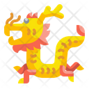 Chinese Dragon Dragon Cultures Icon