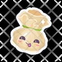 Chinese Dumpling Icon