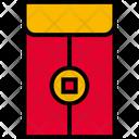 Chinese Envelope Icon