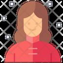 Chinese Female Icon