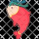 Chinese Fish Icon