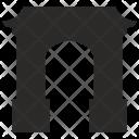 Chinese Gates Icon