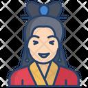 Chinese Girl Women Chinese Woman Icon
