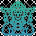 Chinesegod Traditional Prosperity Icon