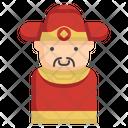 Chinese God God Chinese Icon