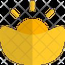 Chinese Gold Ingot Icon