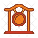 Chinese Gong Icon