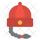 Hat Chinese Accessory Icon