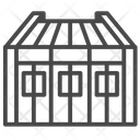 Chinese Home Chinese House Icon