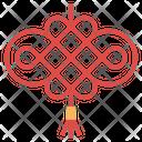 Chineseknotting Knotting Chinese Icon