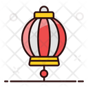 Chinese Lamp Icon