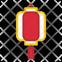 Lantern Light Flame Icon
