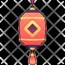 Chinese Lantern Light Icon