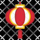 Lantern Light Candle Icon