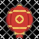 Chinese Lantern Lantern Lamp Icon