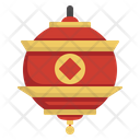 Chinese Lantern Lantern Lamp Icon