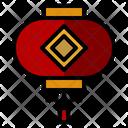Chinese Lantern Lantern Festival Icon