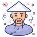 Chinese Male Icon