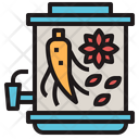 Chinese Medicine Mixture Icon