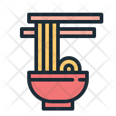 Chinese Noodle Chinese Noodle Icon
