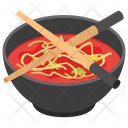 Chinese Noodles Chopstick Chinese Meal Icon