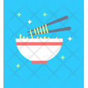 Chinese Noodles Icon