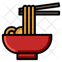 Chinese Food Noodles Food Icon