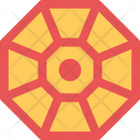 Chinese Octagon Icon