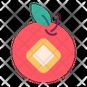 Chinese Orange Icon