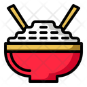 Chinese rice Icon