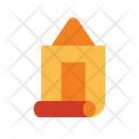 Chinese Script Icon