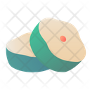 Sweet Basket Cake Icon
