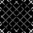 Chinese Symbol Taijitu Taoism Icon