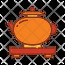 Chinese teapot Icon