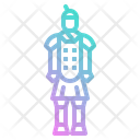 Terracotta Army Soldiers Icon