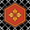 Traditional Culture Celebration Icon
