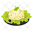 Chinese Vegetable Rice Icon