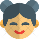 Chinese Woman Icon